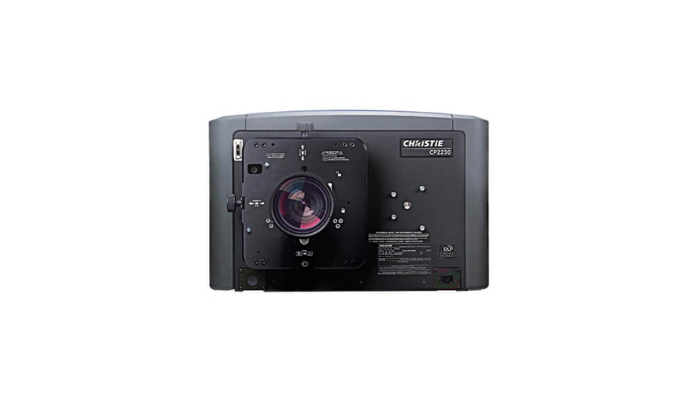 Christie CP2230 digital cinema projector