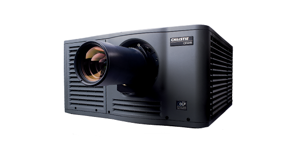 Christie DCP digital cinema projector